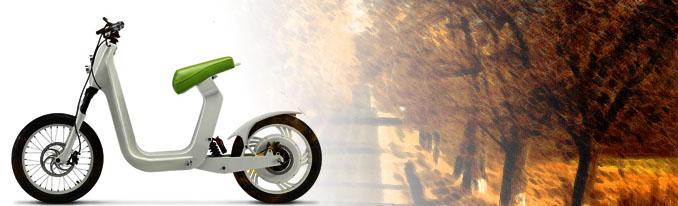 xkuty - schnörkelloses Design beim kultigen E-Mofa