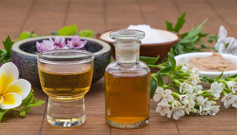 Moringa Öl verleiht ein gesundes Hautgefühl