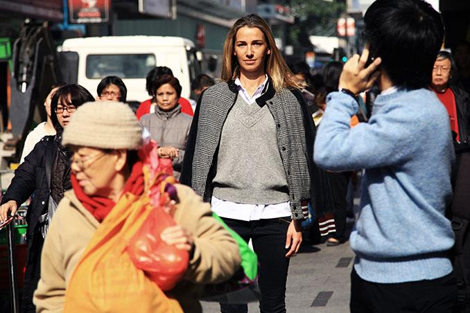 The 365 Challenge: Christina Dean hat für jeden Tag im Jahr ein neues Outfit parat. ©Redress