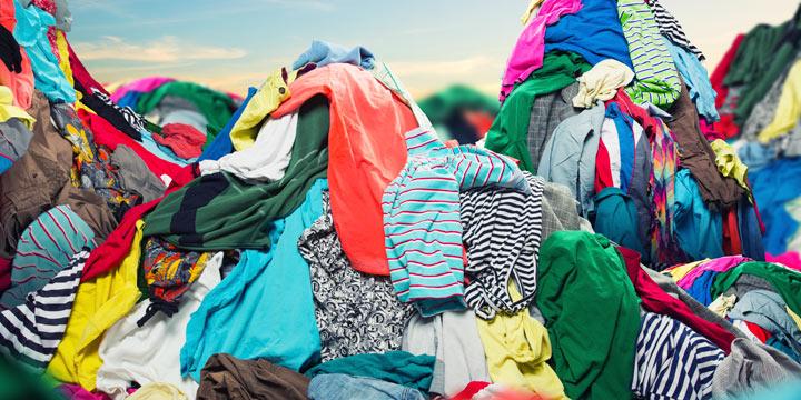 So funktioniert gemeinnützige Kleiderverwertung