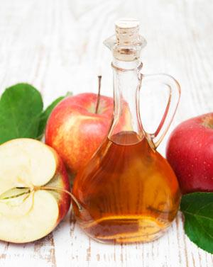 Glasfeile & Apfelessig gegen Hornhaut