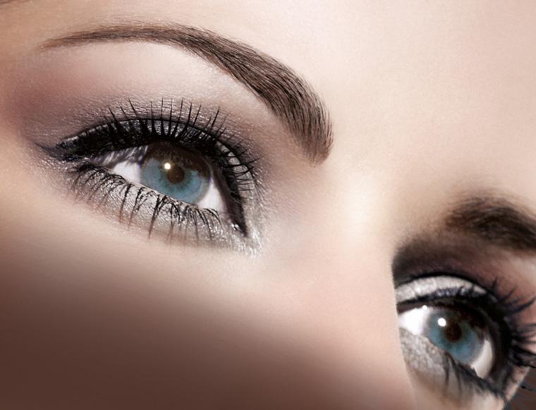 Die Augenbrauen haben einiges an Formen und Gestaltungsmöglichkeiten zu bieten