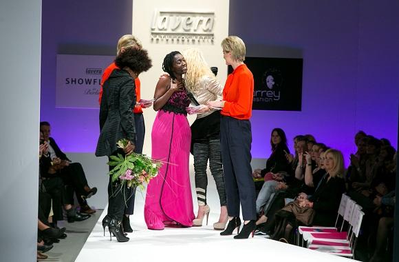 Lavera Showfloor: Eco-Fashion Highlights mit nachhaltigen, fairen Designern und Nazan Eckes