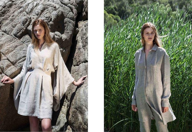 Skandinavische Mode mit dezentem japanischem Flair