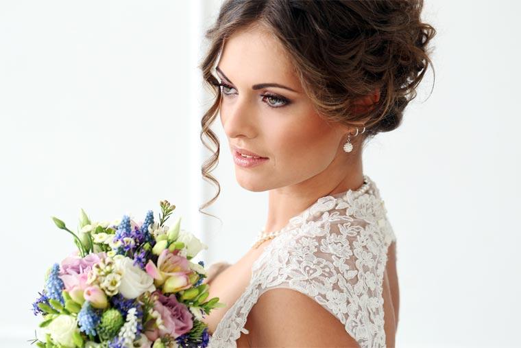 Das perfekte Braut-Styling für den schönsten Tag im Leben