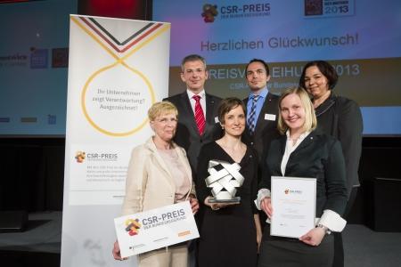 Nachhaltiger Schmuck aus Hamburg erhält CSR-Preis