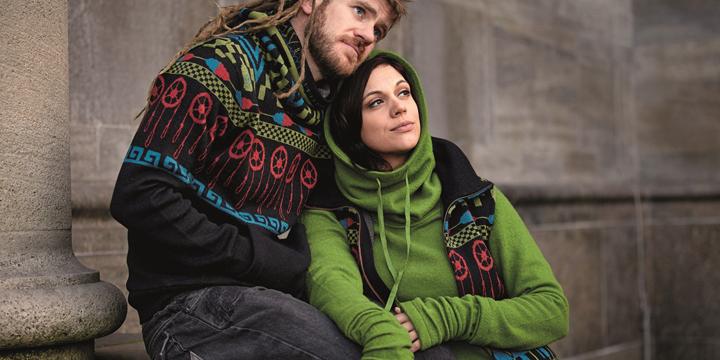 So bunt kann grüne Mode sein