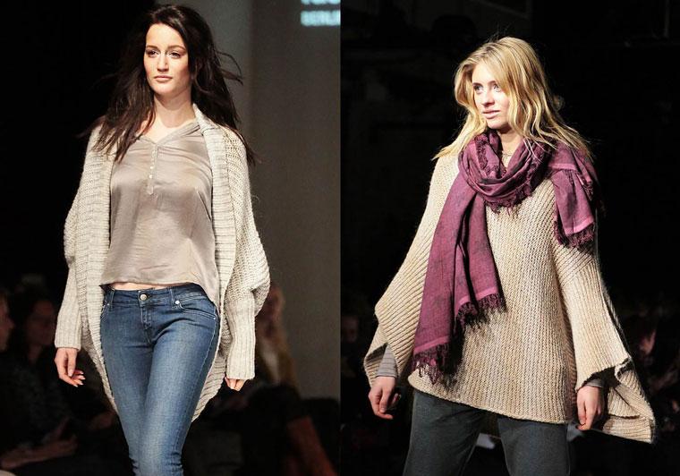 Trendige Öko Mode