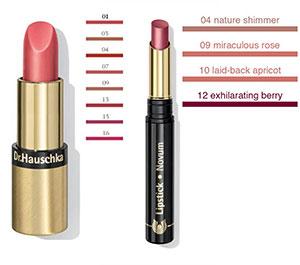 Lippenpflege von Dr. Hauschka