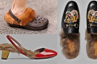 Grausamer Trend: Echtpelz ist nach wie vor in Mode