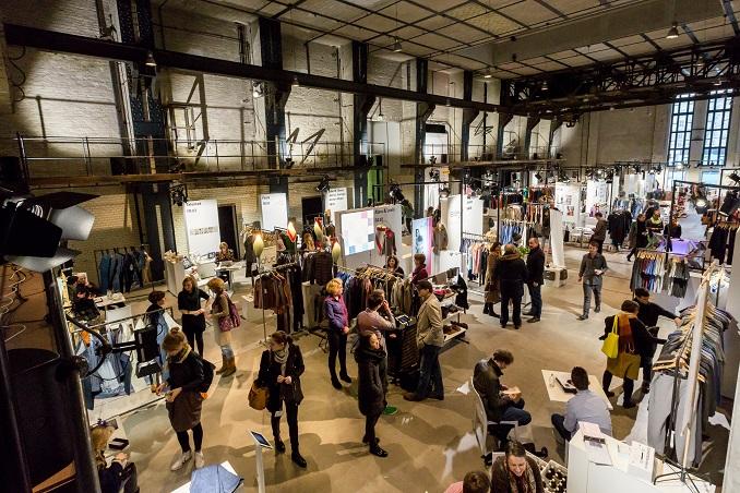 Ökologische Mode überall © Ethical Fashion Show Berlin/Messe Frankfurt