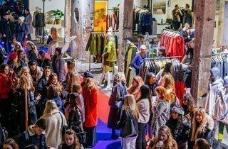 Nachhaltige Mode auf der Fashion Week Berlin 2018