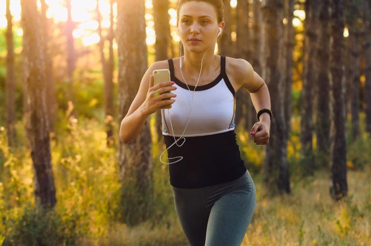 Außerdem wichtig: körperliche Fitness