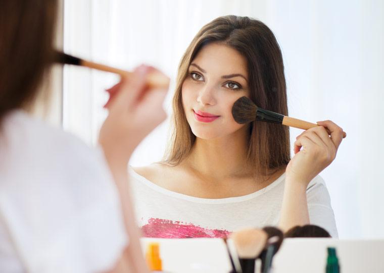 Natürlich schön - Make Up Tipps für den Alltag