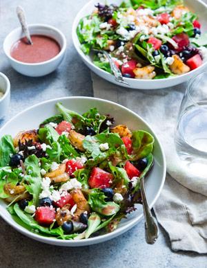 Gesunde Ernährung für eine gesunde Haut