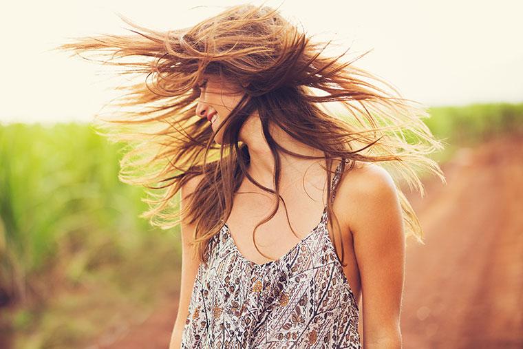 Haare waschen ganz naturlich