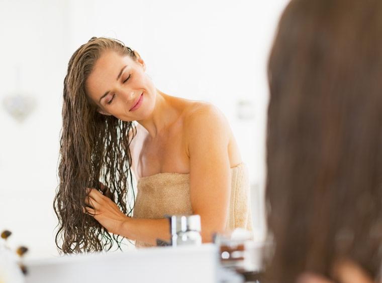 No Poo mit Steinzeit-Shampoo