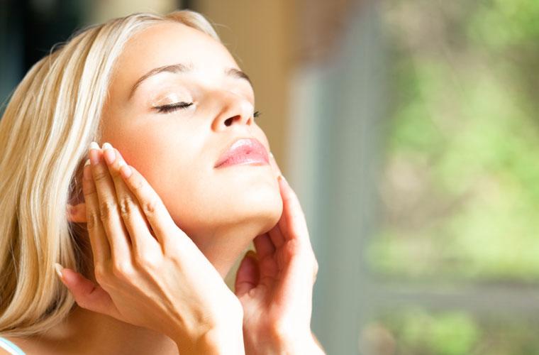 Hautpflege mit natürlichen Produkten