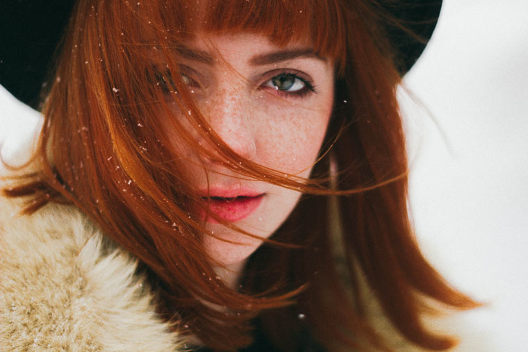Natürliche Hautpflege im Winter: 11 Tipps