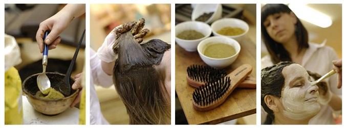 Naturkosmetik Haarpflege