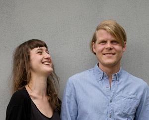 Karen Häcker und Michel Treiber