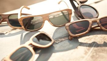 Kerbholz-Brillen