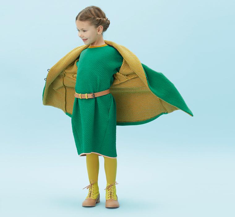 Draußen Spielen bedeutet zwangsläufig allzeit randvolle Wäschekörbe weshalb pflegeleichte Kleidung bei Eltern hoch im Kurs steht.