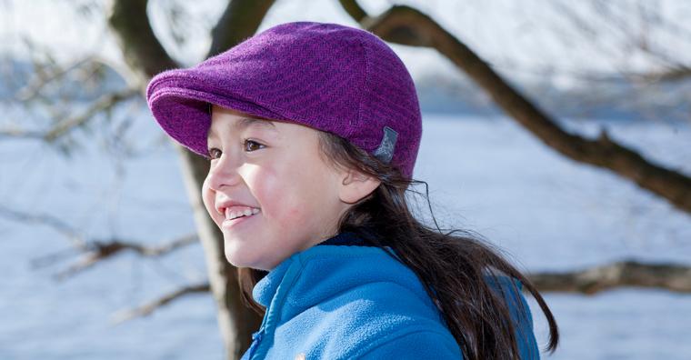 Kratzig? Geht gar nicht! Kids lieben Klamotten die gemütlich sind, beim spielen und toben nicht stören und zudem warm halten.