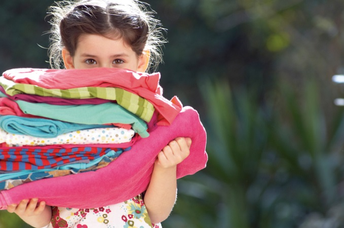 Gift in Kinderkleidung? © Fuse/Thinkstock
