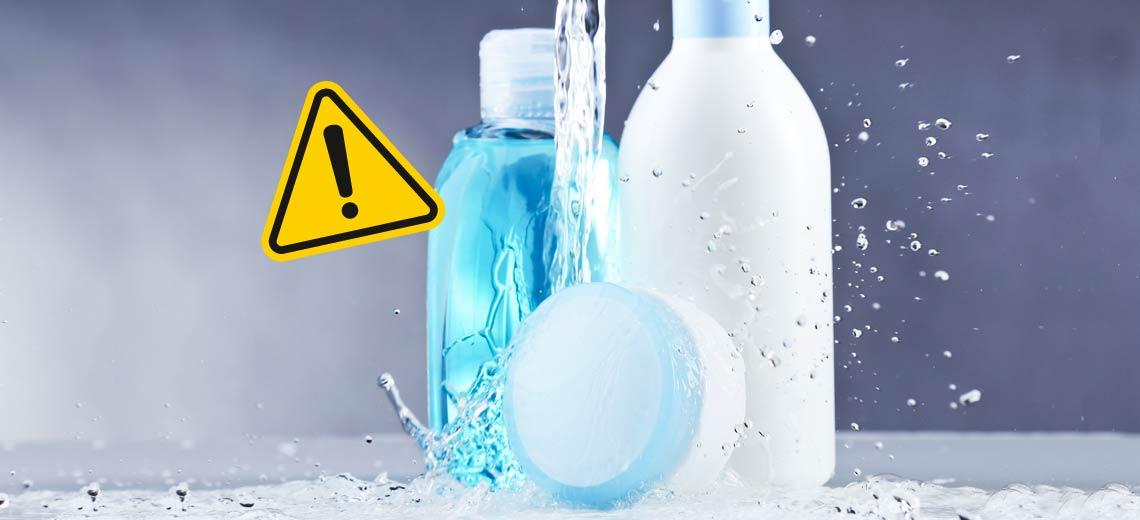 Marktcheck findet krebserregende Stoffe in Shampoo