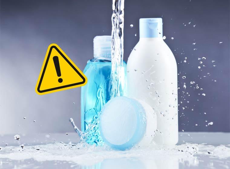 Reinigungsprodukte: Shampoo, Reinigungstücher & Co, so gefährlich ist Mizellenwasser!