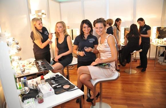 Green Tec Awards: Akteure mit Naturkosmetik geschminkt