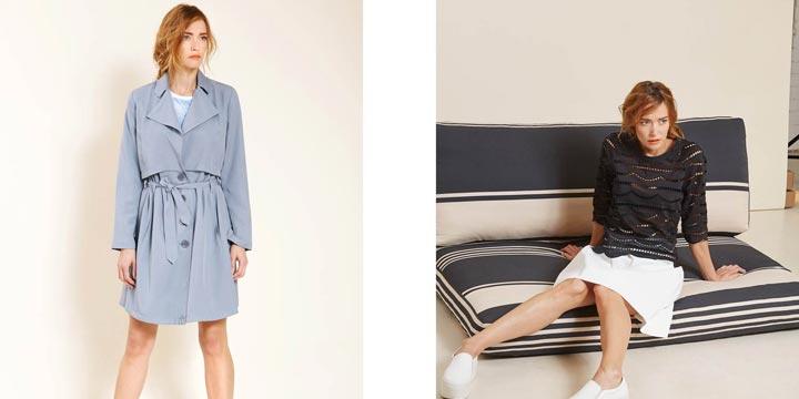 Frühlingserwachen im Kleiderschrank: mit Lanius nachhaltige Mode entdecken
