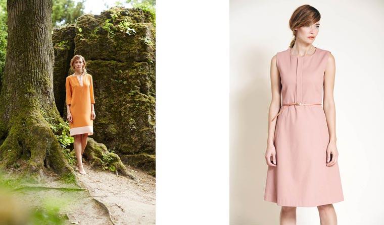 Die klassische Biobaumwoll-Reihe in Einstiegspreislage erscheint in diesem Frühling in fünf Styles mit je drei verschiedenen Drucken und Farben.