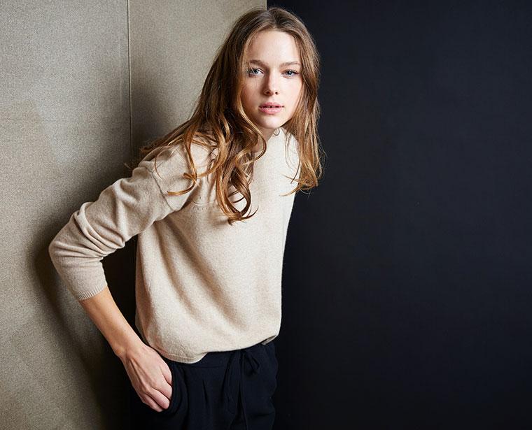 Die Herbst- und Winterkollektion von Lanius setzt auf minimalistischen Style.