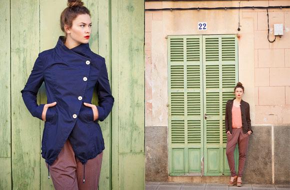 Faire Mode: Neue Lanius Sommerkollektion setzt auf Lamawolle