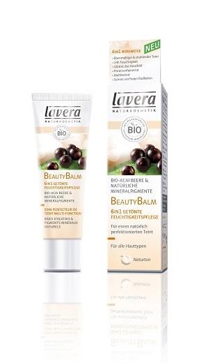 Der Beauty Balm 6 in 1 Getönte Feuchtigkeitspflege ©Lavera