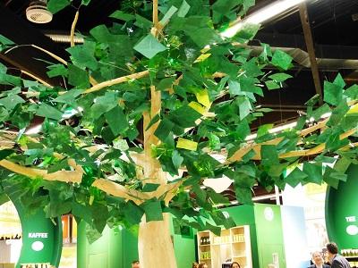 Lebensbaum Biofach Messe