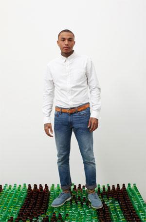 Levis Jeans aus PET