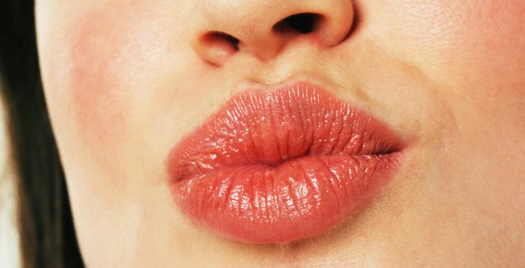 Selbstgemachter Lippenbalsam mit Sheabutter zaubert zarte Lippen