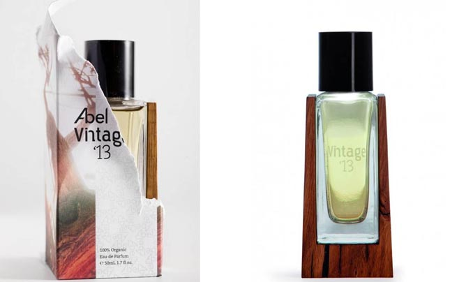 Faires organisches Parfüm Eco woman
