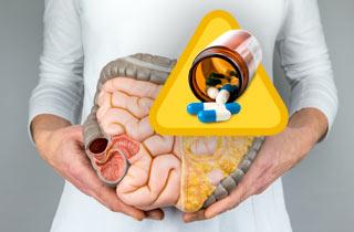 Jedes vierte zugelassene Medikament beeinflusst unsere Darmbakterien