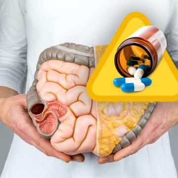Diese Medikamente schädigen die Darmgesundheit!