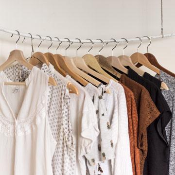 Minimalismus: 3 Monate lang nur 33 Kleidungsstücke!