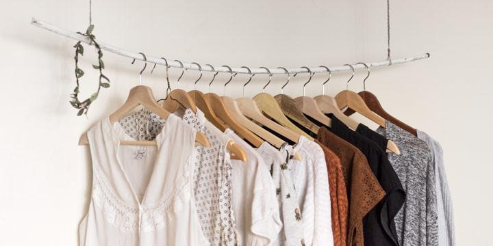 Projekt 333 - so minimalisierst du deine Garderobe!