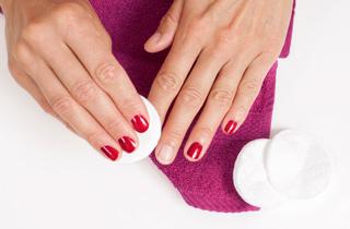 Natürliche Nagelpflege