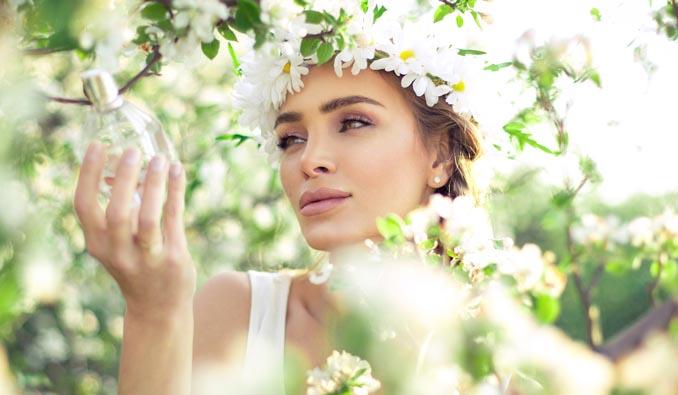 Eco woman Faires organisches Parfüm