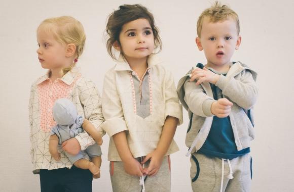Pünktchen Komma Strich: Nachhaltige Kindermode aus Mainz