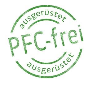 So erkennen Sie, dass ein Produkt PFC-frei ist. © Maier Sports