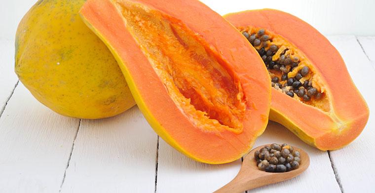 Powerfruit Papaya für junges Aussehen